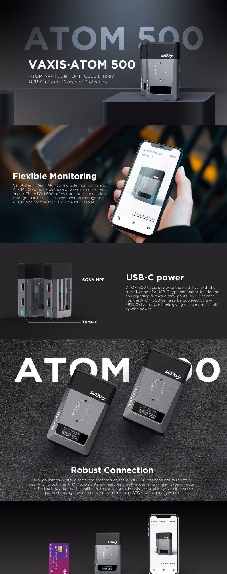 Atom 500