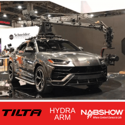 tilta hydra arm and lamborghini urus
