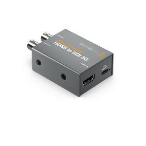 micro converter 3G Blackmagic HDMI-SDI