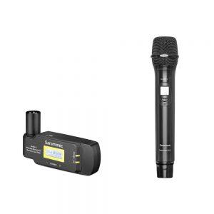 Saramonic UwMic9 HU9+RX-XLR9
