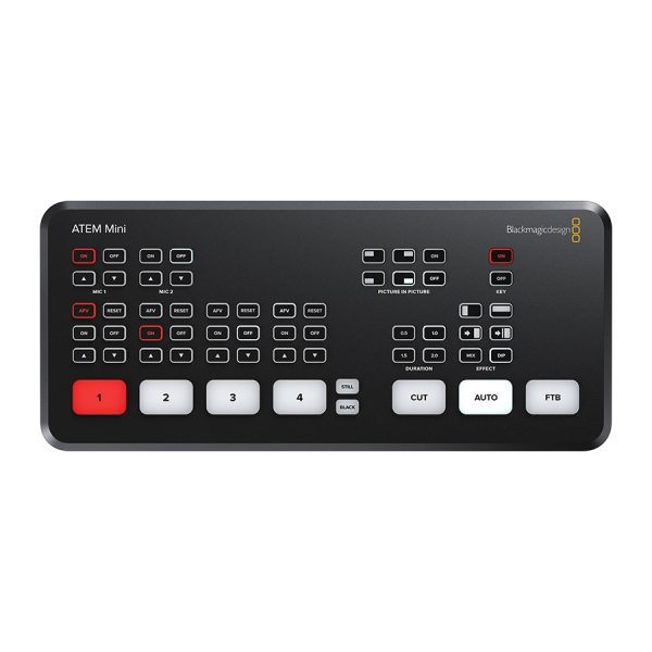 Atem Mini Blackmagic