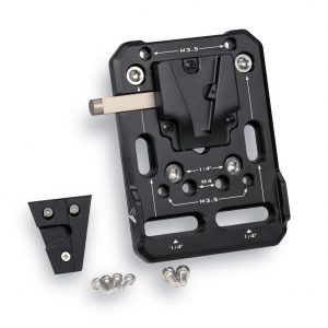 ta-mbp-v mini v-mount battery plate