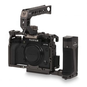 TA-T04-B Tiltaing cage per Fujifilm XT3/XT4